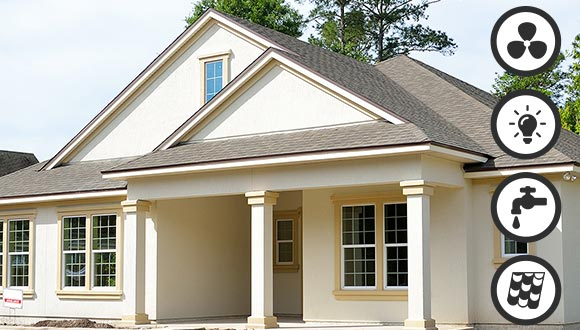 4-Point Home Inspections from True South Home Inspection